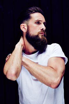 Hair & Beard! Mens Style Trends