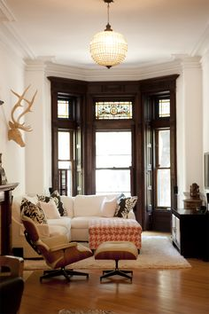 House Tour: This Brooklyn Townhouse Undergoes A Renovation For A Family
