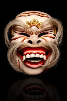 Sidakarya's Mask