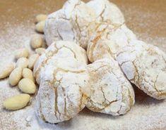 Italian Cookies, Italian Desserts, Italian Recipes, Almond Paste Cookies, Almond Flour Cookies, Wonderful Recipe, Christmas Sweets, Tray Bakes, Yummy Treats