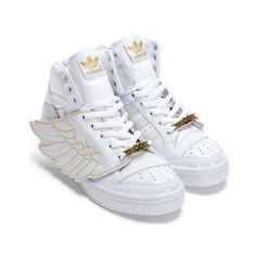adidas Jeremy Scott ObyO 2010 Spring Summer Collection  ... ❤ liked on Polyvore featuring shoes, sneakers, adidas, tenis, sapatos, adidas footwear, adidas shoes, summer footwear and adidas sneakers