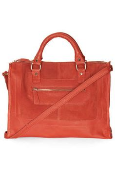 Suede and Leather Holdall Bag - New In This Week  - New In