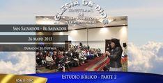 Bible study – Part 2 – El Salvador. San Salvador, Bible, San Juan, Jesus Christ, Studio, Biblia, The Bible