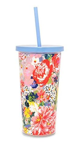 do Floral Insulated Sip Sip Tumbler with Reusable Straw, 20 Ounces (Rose Parade) Insulated Cups, Insulated Tumblers, Mom Survival Kit, Homemade Gift Baskets, Homemade Bath Bombs, Spoon Art, Cute Diy Projects, Home Goods Store, Coming Up Roses
