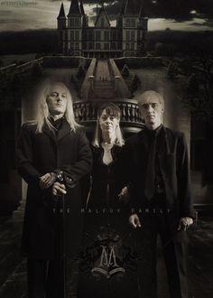 Harry Potter Stuff- The Malfoys