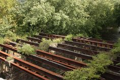 MAKING THE MARROW - All Aboard to Allentown – The Lehigh Valley's Abandoned Railroad Stations  Blog post about Allentown Pennsylvania's abandoned train stations. Pictured are the remains of Lehigh Valley Railroad Station.