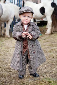A dapper little man from Ballinasloe, County Galway, Ireland. Ballinasloe Horse Fair is held annually in Ballinasloe, in the western part of Ireland. It is one of Europe's oldest and largest Horse Fairs, dating back to the 18th century.