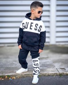 Little Boy Fashion Trends Little Boy Outfits, Little Boy Fashion, Kids Fashion Boy, Toddler Boy Outfits, Toddler Fashion, Girl Toddler, Little Boy Haircuts, Baby Boy Swag, Outfits Niños