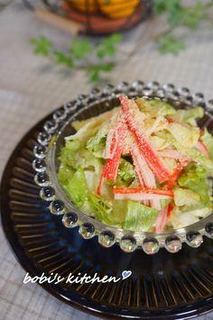 Let's cook Lettuce and Imitation Crab Stick Salad by yourself! Surimi Recipes, Endive Recipes, Coffe Recipes, Crohns Recipes, Crab Stick, Jucing Recipes, Achiote, Mackerel Recipes, Coctails Recipes
