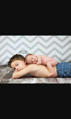 Big Brother, Little Brother even cuter when they get older!