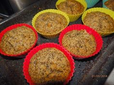 Zdravě jíst: Makové muffiny