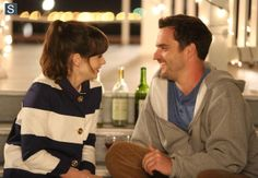 Even the most fervent New Girl fans and supporters will tell you that the third season of the hit sitcom felt. Thankfully, New Girl was renewed for a fourth season, so there's time to make it right again. The series finally hooked our resident… New Girl Cast, New Girl Tv Show, New Girl Season Finale, Season 4, Nick Et Jess, New Girl Photo, Girl Pictures, Girl Photos, Girl Pics