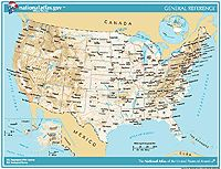 Printable Maps - US and State   Reference, County, Rivers and Lakes  All those cute Map Crafts - just print and go.