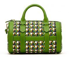 Collezione borse Tory Burch Primavera Estate 2014 - Bauletto colorato Tory Burch - #bags #bag