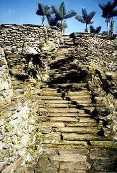 the lost city sierra nevada de santa marta, colombia