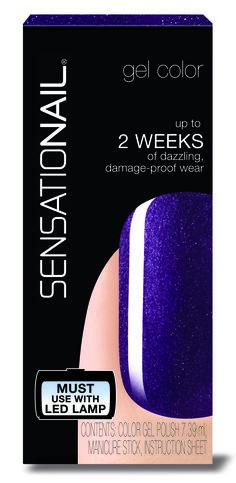 Purple Orchid #SensatioNail #Colors #Nailpolish
