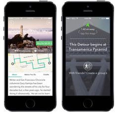 Detour, The Walking Tour Audio App, Rolls Out Stories In 6 New Cities | Fast Company | Business + Innovation