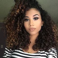 ❀ ❀ ❀ curly hair ❀ ❀ ❀