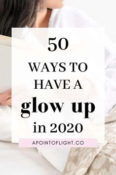 Want to glow up your life in 2020? Try these 50 ideas for habits and goals to become your best self this year. #2020 #glowup #personalgrowth Ways To Be Healthier, Self Development, Personal Development, Self Confidence Tips, Mental Health Resources, Learning To Say No, Self Realization, Practice Gratitude, Positive Things