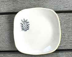 Handcrafted Ceramics by chinookdesigns on Etsy Beaded Jewelry, Unique Jewelry, Plates, Ceramics, Beads, Handmade Gifts, Tableware, Etsy, Vintage