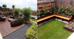 Diseño en jardines pequeños o detalles que marcan la diferencia (e imágenes que inspiran)