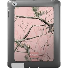 Pink camo mini ipad otter box case ! I want one of these sooo bad it is so cute