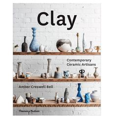The book - Contemporary Ceramic Artisans (Publisher:Thames & Hudson @thamesandhudson) by Amber Creswell Bell @amber_creswell_bell is released today. I'm very lucky to b included one of the 50 international ceramicists in this book. Thank you Amber🙇 #contemporaryceramics#contemporaryceramicartisans#clay#book#本#陶芸家#陶器#器#陶#陶芸