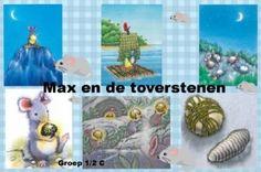 Thema Max en de toverstenen 19 april t/m 25 april