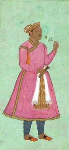 Mirza Ghazi Bayg Tarkhan was the Mughal Subahdar of Sindh and loyal to Emperor Akbar. Mughal Miniature Paintings, Mughal Paintings, Indian Paintings, Glossier Girl, Mughal Empire, Indian Textiles, Incredible India, Indian Art, Old Pictures