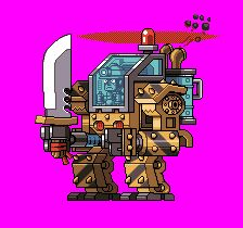 Paul Robertson, couple of new sprites from Mercenary Kings. The...