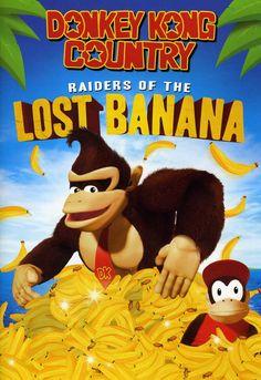 Donkey Kong Country: Raiders of the Lost Banana
