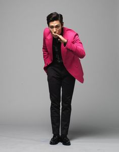 [To:ur Imagination] BIGBANG's T.O.P Works His Cool Charm in His KTO Photoshoot