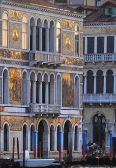 Photographs of Venice Italy, The Venetian Lagoon & Life in Venice.