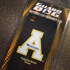 #appstate iPhone 4/4s case at #mobilemars #gomountaineers #yosef #boone