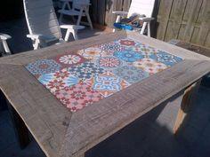 Oltre 1000 Idee Su Tavoli Con Piastrelle Sul Top Su