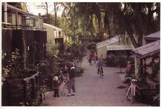 What Cohousing can Teach Us about Urban Planning - Blooming Rock