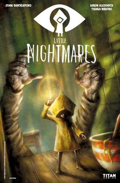 Comic Crypt: LITTLE NIGHTMARES #1 Preview