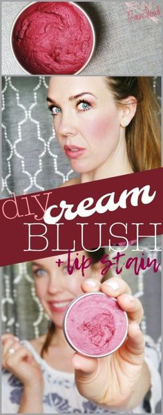 DIY Blush Cream