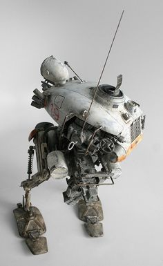 Photos of the Krote Bambaland Exclusive Edition toy from the Maschinen Krieger…