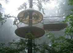 erlebnest tree house