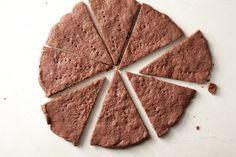 Chocolate Chipotle Shortbread