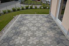 pflaster rhombenform sternenmuster Tile Floor, Sidewalk, Flooring, Texture, Pavement, Tips, Surface Finish, Side Walkway, Tile Flooring