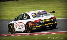 Audi Motorsport Blog: Gallery: Rob Austin Racing Audi A4 at Oulton Park BTCC