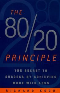The 80-20 Principle The Secret to Success by Achieving More With Less ebook free download