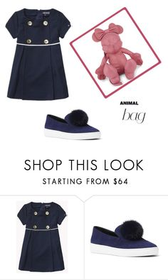 """""""Untitled #412"""" by zerinac931 ❤ liked on Polyvore featuring Michael Kors and Christopher Raeburn"""