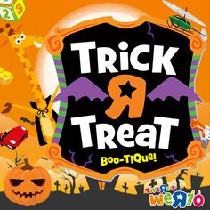 It's almost time for Trick R Treat! Prepare to hoard some spooktacular toys this October! Watch out for our surPRIZES! http://wer10.toysrus.com.ph #TRUWeR10 #TOYSFORKIDS
