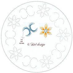 divers cartes brodées - mamie.choupette - Picasa Web Albums: