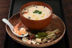 Recette de soupe thaie aux epices
