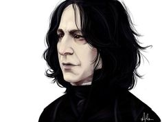 Severus Snape by Alan Luczak