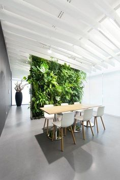 Vitra stoel Hal Wood door Jasper Morrison | Green Office Wall | Designlinq